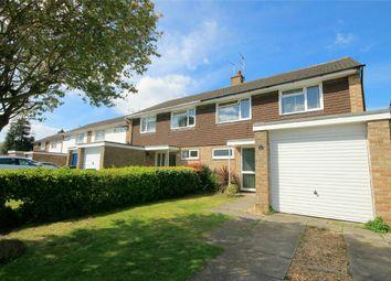 Thumbnail 3 bed semi-detached house for sale in Oakdale, Oakdale, Dorset