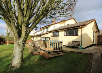 Thumbnail 3 bed detached house for sale in Sawpits Close, Stogumber, Taunton
