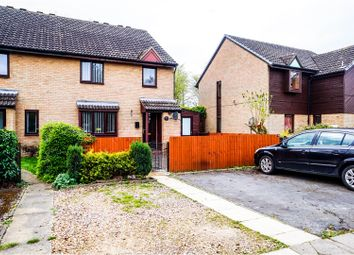 Thumbnail 2 bedroom terraced house for sale in Coleshill Place, Bradwell Common