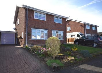 Thumbnail 2 bed semi-detached house for sale in Tiber Drive, Chesterton, Newcastle