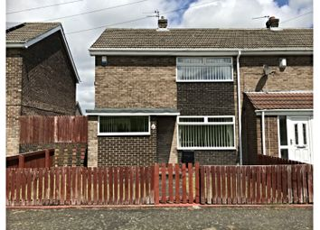 Thumbnail 2 bed terraced house for sale in Airedale Gardens, Houghton Le Spring
