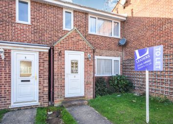 Thumbnail 3 bedroom terraced house to rent in Foxglove Way, Springfield, Chelmsford