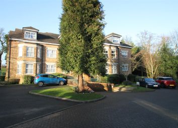 Thumbnail 2 bed flat for sale in The Laurels, Magpie Hall Road, Bushey Heath