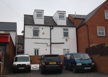 Thumbnail 1 bed flat to rent in Uxbridge Court, High Street, Chasetown, Burntwood