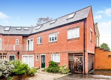 Thumbnail 1 bed flat for sale in Magdalen Road, East Oxford