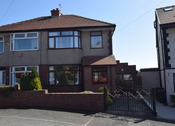 Thumbnail 3 bed semi-detached house for sale in Piel View Grove, Barrow-In-Furness