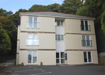 Thumbnail 1 bed flat to rent in Flora Gardens, Penrose Road, Helston