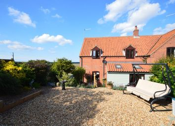 Thumbnail 3 bed semi-detached house for sale in Laylands Yard, Wells-Next-The-Sea