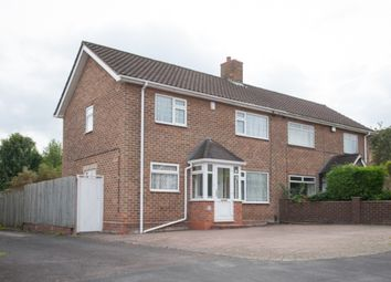 Thumbnail 3 bed semi-detached house for sale in Wyatt Road, Sutton Coldfield