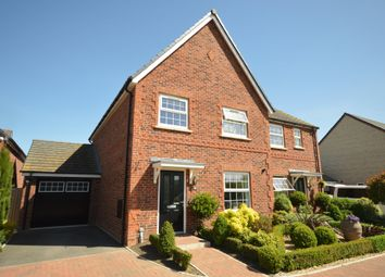Thumbnail 4 bed semi-detached house to rent in Augustine Way, Thame