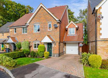 Thumbnail 4 bed semi-detached house for sale in Pantile Close, Tilehurst, Reading