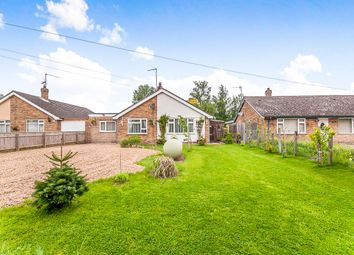 Thumbnail 4 bed detached bungalow for sale in The Cottons, Outwell, Wisbech