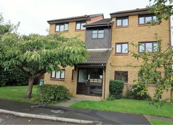 Thumbnail 2 bed flat for sale in Celandine Avenue, Locks Heath
