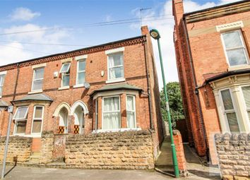Thumbnail 6 bed semi-detached house for sale in Midland Avenue, Lenton, Nottingham