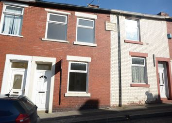 Thumbnail 3 bed terraced house to rent in Walter Street, Huncoat, Accrington