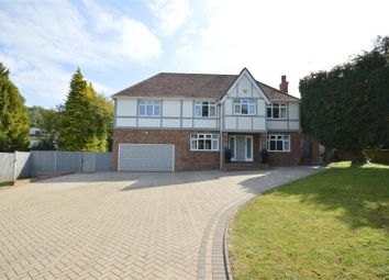 Thumbnail 5 bed detached house for sale in Downs View, Tadworth