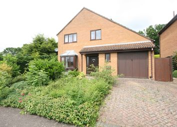 Thumbnail 3 bedroom detached house for sale in Tall Trees Close, Northampton