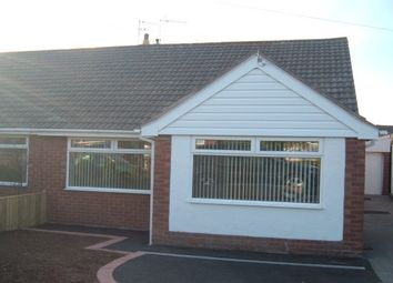 Thumbnail 2 bed bungalow to rent in Grenville Drive, Heswall, Wirral