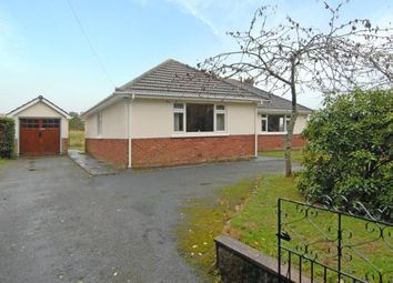 Thumbnail 3 bed detached bungalow for sale in Rock Park, Llandrindod Wells, Powys