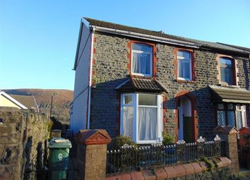 Thumbnail 3 bed end terrace house for sale in Aberdare Road, Abercynon, Rhondda Cynon Taff