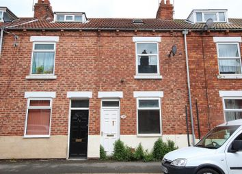 Thumbnail 3 bed terraced house for sale in Buller Street, Selby