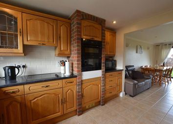 Thumbnail 4 bedroom detached house for sale in Old Great North Road, Stibbington, Peterborough