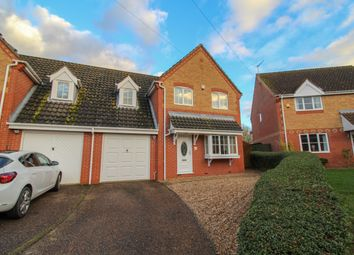 Thumbnail 4 bed semi-detached house for sale in Darby Road, Beccles