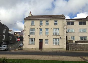 Thumbnail 1 bed flat to rent in Hamilton Terrace, Milford Haven, Pembrokeshire