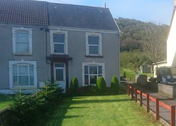Thumbnail 3 bed end terrace house for sale in Tabernacle Terrace, Penclawdd, Swansea