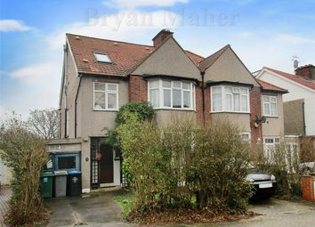 Thumbnail 4 bed semi-detached house for sale in Homefield Road, Sudbury, Wembley