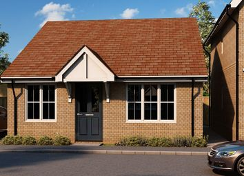 Thumbnail 2 bed detached bungalow for sale in Fitchet Grove, Bishop's Stortford