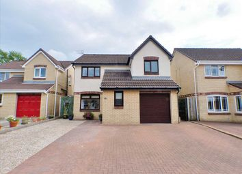 Thumbnail 4 bed detached house for sale in Kilmory Court, Lindsayfield, East Kilbride