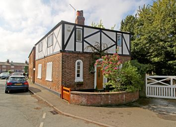 Thumbnail 4 bed detached house for sale in Hall View, High Street, Tattenhall, Chester