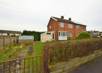 Thumbnail 3 bedroom semi-detached house for sale in Alder Road, Llanharry, Pontyclun