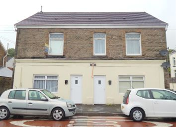 Thumbnail 1 bedroom flat for sale in Swansea Road, Trebanos, Swansea