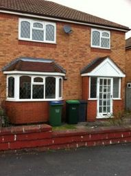 Thumbnail 3 bed semi-detached house to rent in Chester Road, West Bromwich, West-Midlands