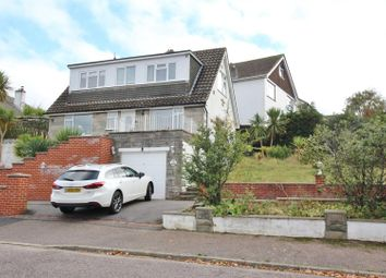 Thumbnail 3 bed detached bungalow for sale in Balmoral Avenue, Queens Park, Bournemouth