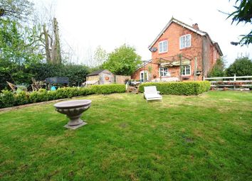 Thumbnail 4 bed detached house for sale in Long Lane, Bronington, Whitchurch