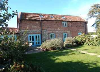 Thumbnail 3 bed barn conversion for sale in Ridlington, North Walsham