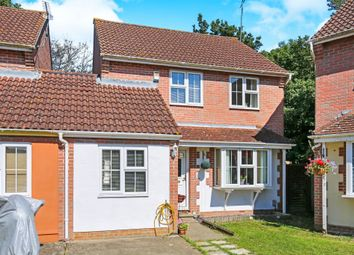Thumbnail 4 bedroom link-detached house for sale in Juniper Close, Worthing