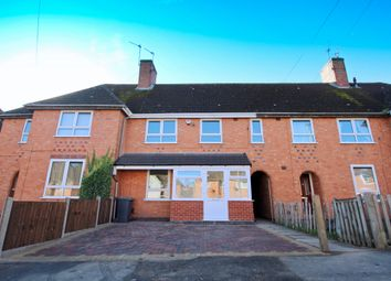 Thumbnail 3 bed town house for sale in Thurlington Road, Leicester