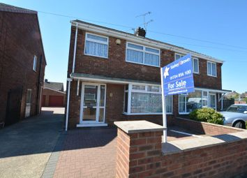 3 bed semi-detached house for sale in Lancaster Road, Scunthorpe DN16