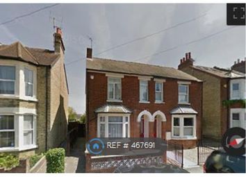 Thumbnail 3 bed semi-detached house to rent in York Road, Hitchin