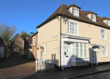 Thumbnail 3 bed end terrace house for sale in High Street, Charing