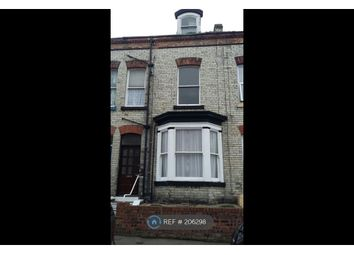 Thumbnail 1 bed flat to rent in Barwick Street, Scarborough