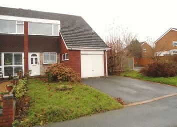 Thumbnail 4 bed semi-detached house to rent in Norbroom Drive, Newport