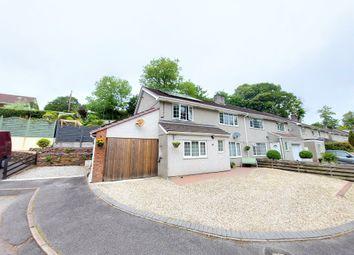 Thumbnail 4 bed semi-detached house for sale in Roydon Close, Launceston