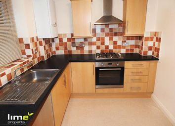 Thumbnail 2 bed terraced house to rent in All Saints Mews, Preston