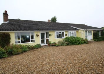 Thumbnail 5 bed detached bungalow to rent in Dunstall Green Road, Ousden, Newmarket