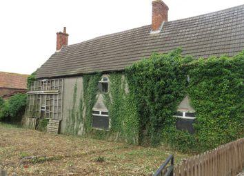 Thumbnail 5 bed farmhouse for sale in Yew Tree Farm & Tradtional Barn, Main Street, Kirton, Newark, Nottingham